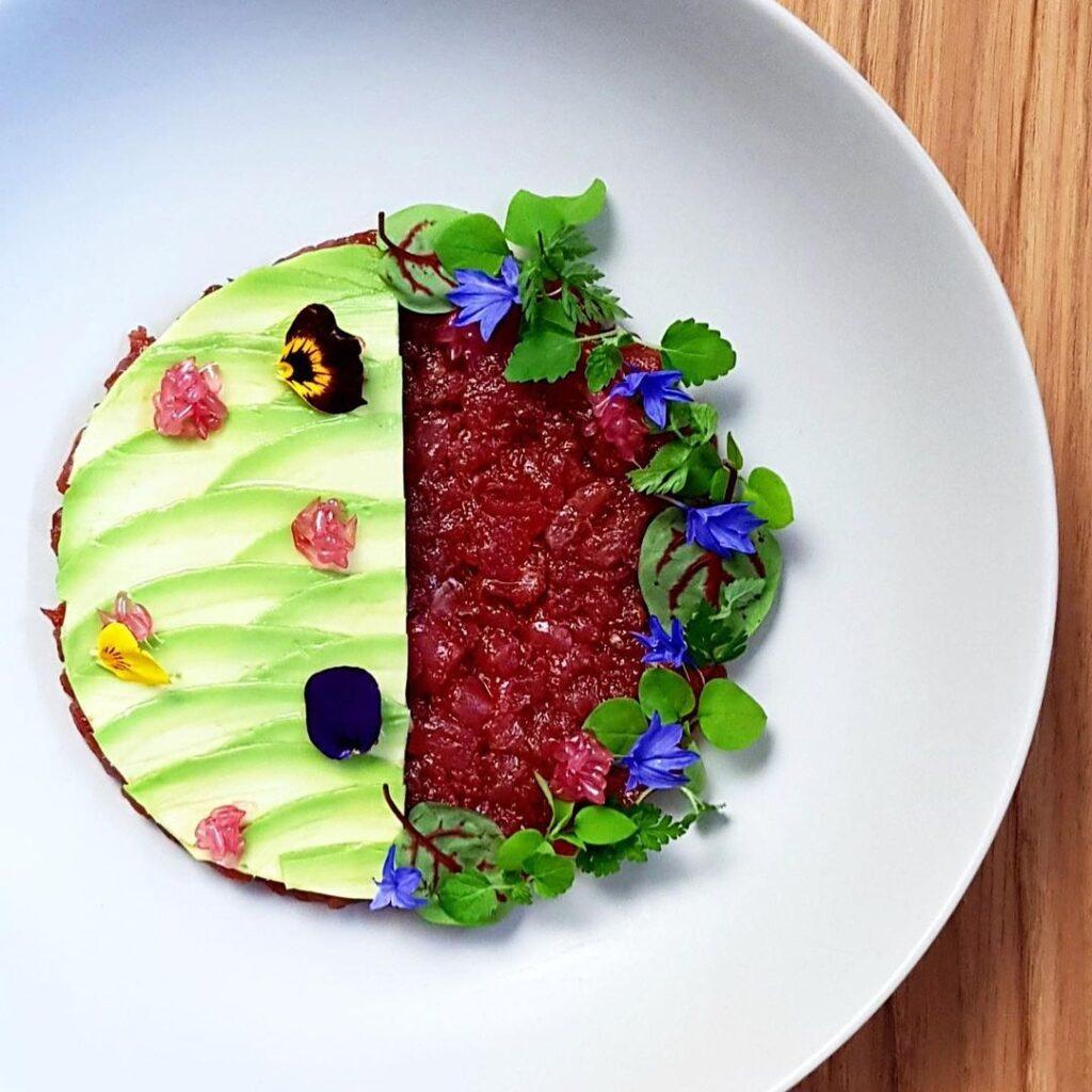 collaborazioni - lorenzo salami - tonno e avocado